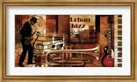 Framed Urban Jazz