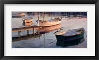 Framed Barques al Port