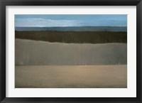 Framed Northern Field
