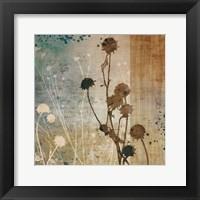 Framed Organic Elements I