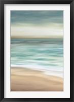 Framed Ocean Calm II