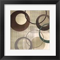 Framed Hoops 'n' Loops  II