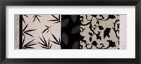 Framed Pattern Play II