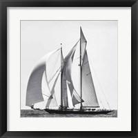 Framed Adrift I