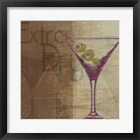 Framed Extra Dry