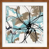 Framed Free Flow I