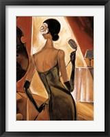 Framed Jazz Samba