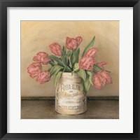 Framed Royal Tulips