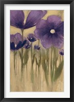 Framed Summer Bloom I