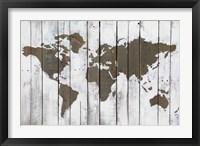 Framed Weathered World