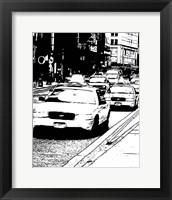 Framed New York Minute II
