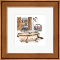 Framed Bath Tub Series IV
