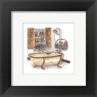 Framed Bath Tub Series IV