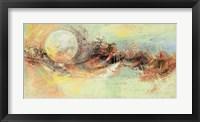 Framed Luna d'estate