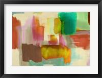 Framed Colorful Sensations