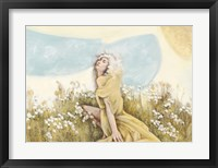 Framed Fairy of the Pale Skies