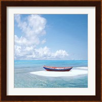 Framed Barca Sulla Riva (detail)