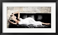 Framed Reclined Beauty I