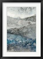 Framed Silver Hills
