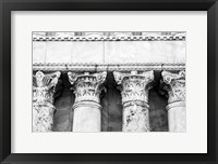 Framed Pillars
