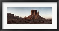 Framed Scenic Landscape V Texture