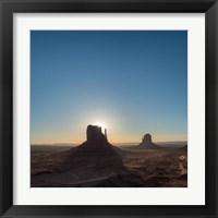 Framed Scenic Landscape IV
