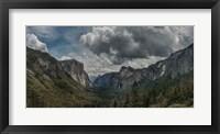 Framed Scenic Landscape III