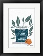 Framed Fruity Cocktails IV