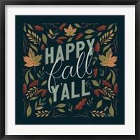 Framed Autumn Sayings I v2