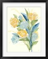 Framed Sunshine Bouquet I