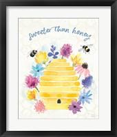 Framed Bee Harmony V
