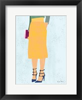 Framed High Fashion I