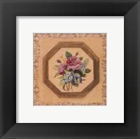 Framed Floral Bouquet II