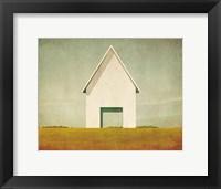 Framed Ohio Barn