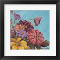 Framed Katie's Bouquet