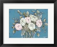 Framed Summer's Bouquet
