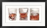 Framed Bourbon Glasses 1