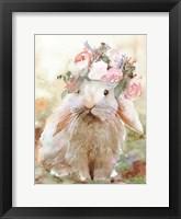 Framed Bunny Sophia
