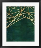 Framed Jungle Web I
