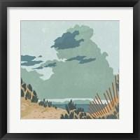 Framed Hidden Dune I