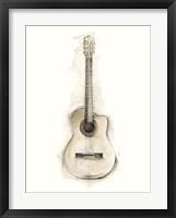 Framed Ethan's Guitar II