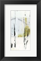 Framed Bamboo Marsh I