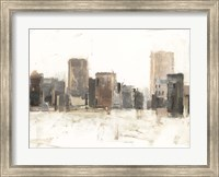 Framed City Vista I