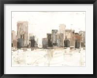 Framed City Vista II