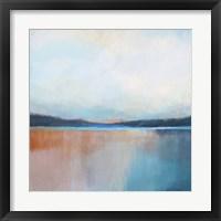 Framed Dune Lake I