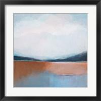 Framed Dune Lake II