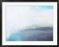 Framed Mystic Cove