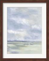 Framed Coastal Water