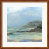 Framed Calm Seas