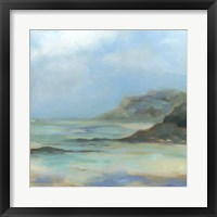 Framed Calm Seas